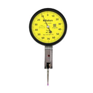 MITUTOYO/三丰 杠杆表-水平型 513-471-10E 水平型 0-0.14×0.001mm/3μm 宝石测针 基本套装 不代为第三方检测 1个