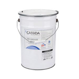 FUCHS/福斯 食品级润滑脂 CASSIDA FM Grease HD 2 19kg 1桶