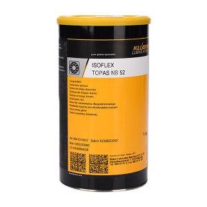 KLUBER/克鲁勃 润滑剂 ISOFLEX TOPAS NB 52 1kg 1桶