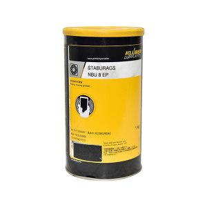 KLUBER/克鲁勃 润滑剂 STABURAGS NBU 8 EP 1kg 1桶