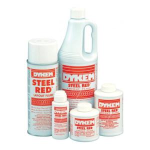 DYKEM 表面标识液红色瓶装 80696 金属红 930mL 1瓶
