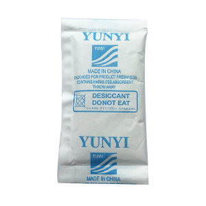 YUNYI/运宜 硅胶干燥剂淋膜纸包装 硅胶干燥剂淋膜纸包装 10g 1包