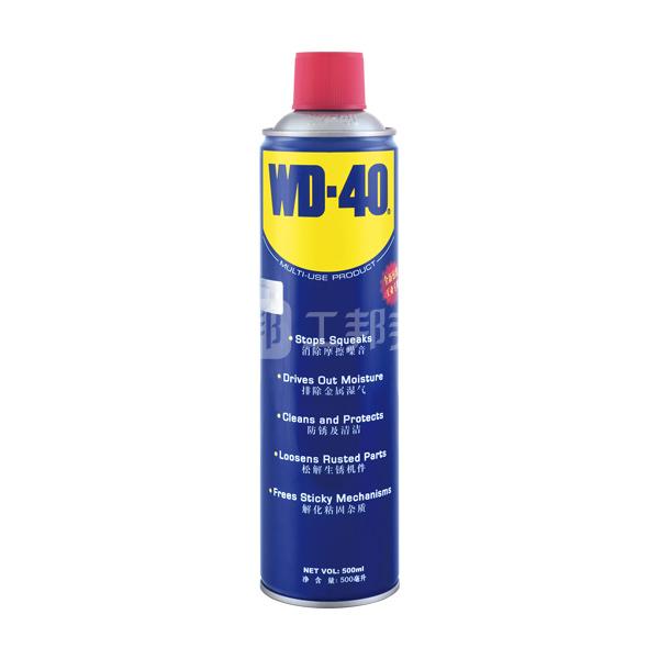 WD-40 除湿防锈润滑剂 86500 500mL 1罐
