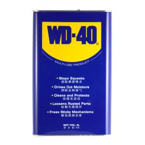 WD-40 除湿防锈润滑剂 86804A 4L 1桶