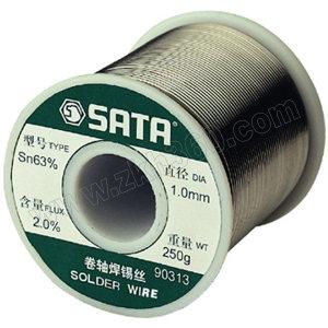 SATA/世达 卷轴焊锡丝 SATA-90312 0.8mm 1卷