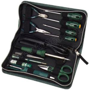 SATA/世达 电子维修组套 SATA-03710 13件(拉链包) 1套