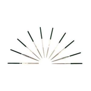 SATA/世达 金刚石整形锉 SATA-03810 10件 3×140mm(挂袋) 1套