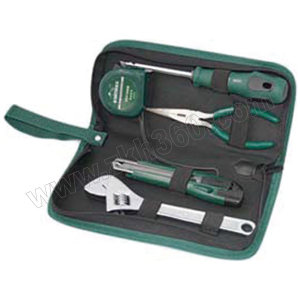 SATA/世达 基本维修组套 SATA-06002 5件(拉链包) 1套