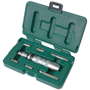 SATA/世达 冲击螺丝批组套 SATA-09602 8件(吹塑箱) 1套