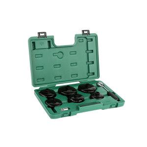 SATA/世达 帽式滤清器扳手组套 SATA-09703 8件(吹塑箱) 1套