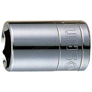 "SATA/世达 6.3mm系列英制6角套筒 SATA-11105 9/32"" 1只"