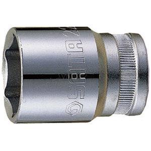 SATA/世达 6.3mm系列公制6角套筒 SATA-11307 7mm 1只