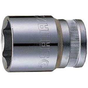 SATA/世达 10mm系列公制6角套筒 SATA-12312 17mm 1只