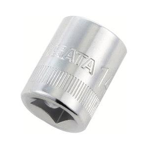 "SATA/世达 12.5mm系列英制6角套筒 SATA-13102 3/8"" 1只"