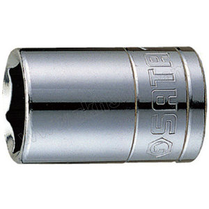 "SATA/世达 12.5mm系列英制6角套筒 SATA-13114 1-1/8"" 1只"