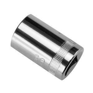 SATA/世达 12.5mm系列公制6角套筒 SATA-13319 8mm 1只