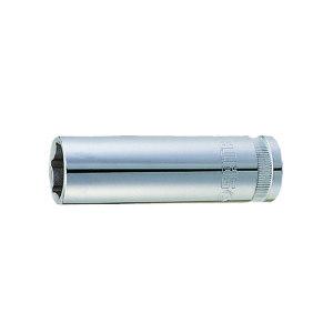 SATA/世达 12.5mm系列公制6角长套筒 SATA-13408 17mm 1只