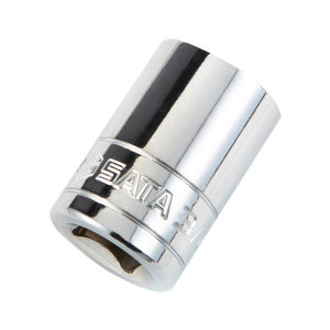 "SATA/世达 12.5mm系列英制12角套筒 SATA-13501 5/16"" 1只"