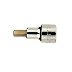 SATA/世达 12.5mm系列50mm长六角旋具套筒 SATA-24208 14mm 1支