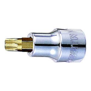 SATA/世达 12.5mm系列50mm长12角旋具套筒 SATA-24805 M12 1支