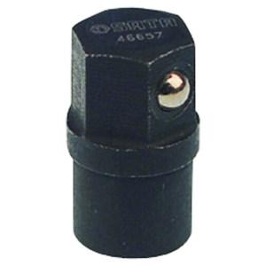 "SATA/世达 快扳专用旋具头接头 SATA-46657 10mm×六角1/4"" 1个"