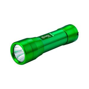 SATA/世达 铝合金远射手电筒 SATA-90741A 90lm 适配3节7号电池 1只