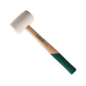 SATA/世达 木柄白胶锤 92912 1磅 1把
