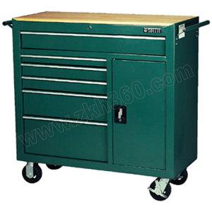 SATA/世达 8抽屉工具车 SATA-95109 1035×457×897mm 含柜内2抽屉 1台