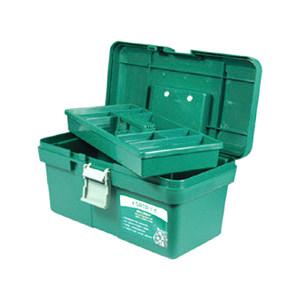 "SATA/世达 塑料工具箱 SATA-95162 16"" 400×225×203mm 1只"