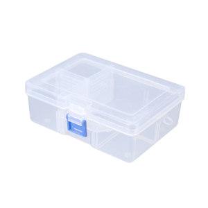 SHEFFIELD/钢盾 塑料零件盒 S024012 167×126×62mm 1只