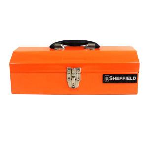 "SHEFFIELD/钢盾 手提工具箱 S025001 360×150×115mm(14"") 1只"