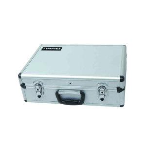 SHEFFIELD/钢盾 铝合金工具箱 S026001 455×320×150mm 1只