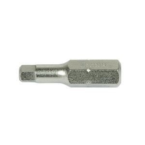 SHEFFIELD/钢盾 6.3MM系列25长六角旋具头 S053014 H2 1组