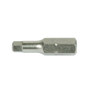 SHEFFIELD/钢盾 6.3MM系列25长六角旋具头 S053015 H2.5 1组