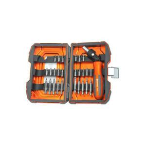 SHEFFIELD/钢盾 棘轮螺丝批紧固套装(27件) S056501 27件 1套