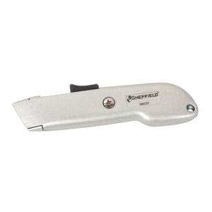 SHEFFIELD/钢盾 自缩式安全割刀 S067201 148mm 1把