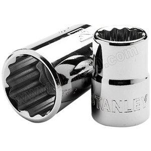 "STANLEY/史丹利 12.5MM系列英制12角标准套筒 86-471-1-22 1"" 1只"