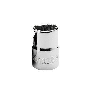 STANLEY/史丹利 12.5MM系列公制12角标准套筒 86-549-1-22 17mm 1只