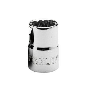 STANLEY/史丹利 12.5MM系列公制12角标准套筒 86-559-1-22 30mm 1只