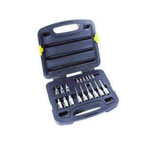 STANLEY/史丹利 6.3×12.5MM系列6角旋具套筒组套(18件) 91-942-22 18件 1套
