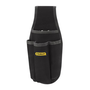 STANLEY/史丹利 双袋双插孔工具腰包 96-257-23 270×100×60mm双袋 1个
