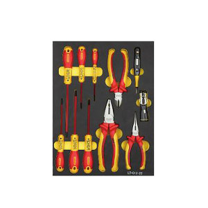STANLEY/史丹利 工具托-专业级绝缘工具组套(11件) LT-012-23 11件 1套