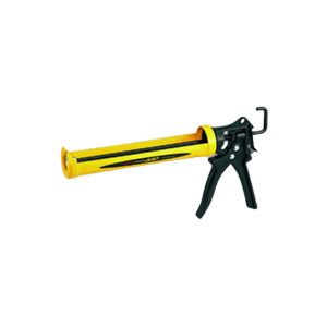 TAJIMA/田岛 尼龙柄硅胶枪 3004-0339 330ml 黄色筒身 1把