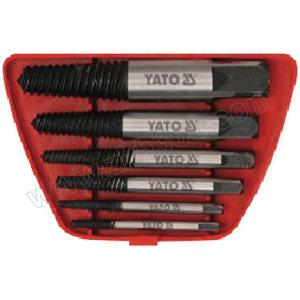 YATO/易尔拓 断丝取出器组套(6件) YT-0590 6件 3-25mm 1套