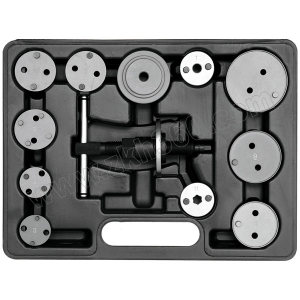 YATO/易尔拓 制动钳活塞工具组套 YT-0611 12件 1套