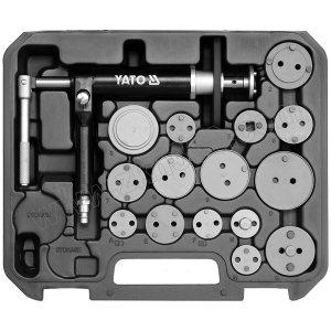 YATO/易尔拓 盘式制动衬块和制动钳组套 YT-0671 16件 盘刹 1套