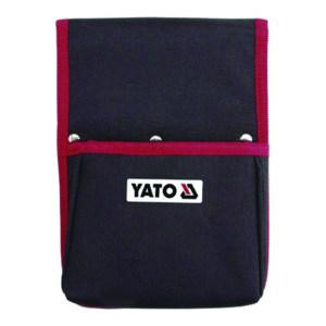 YATO/易尔拓 钉子袋 YT-7417 方形 适合65mm腰带 1个