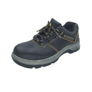DELTA/代尔塔 NAVARA4x4系列低帮牛皮安全鞋 301902 40码 黑色 防砸防静电防刺穿 橡胶大底 1双