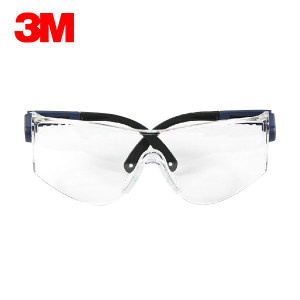 3M 超轻舒适型防护眼镜 10196 防雾防刮擦镜片 1副