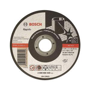 BOSCH/博世 不锈钢切割片 2608600549 125x1x22.23mm 1片